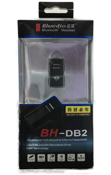 Wireless Bluetooth Headset (Bluedio BH-DB2)