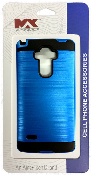 LG G Stylo Electroplating Metallic Color Case (BLUE)