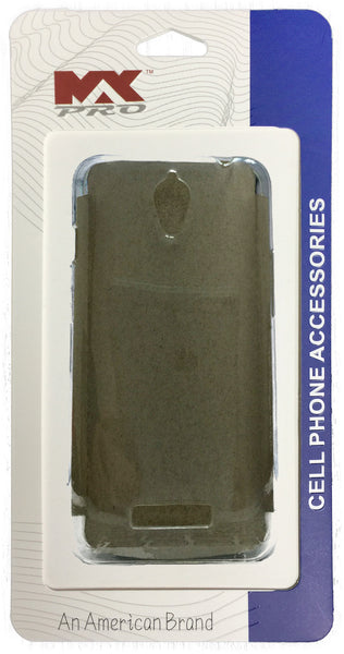 ZTE Obsidian TPU Case Clear White