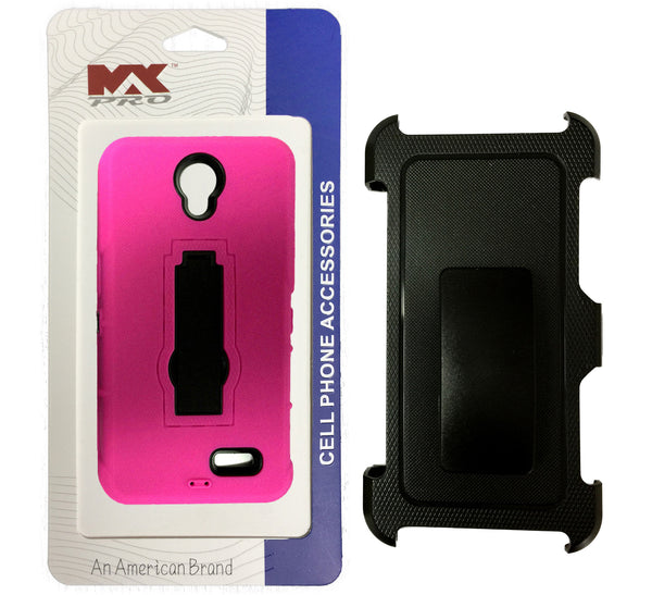 Holster Combo ZTE Avid Plus PINK