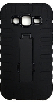 Samsung Galaxy Core Prime Robot Case BLACK