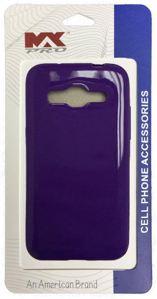 Samsung Galaxy Core Prime TPU Case PURPLE