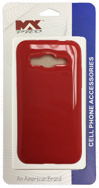 Samsung Galaxy Core Prime TPU Case RED