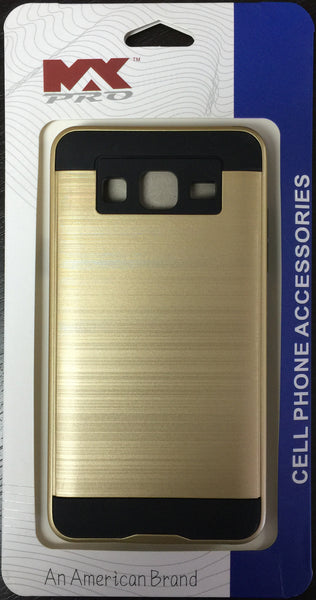 Samsung Galaxy ON5 Metallic Finished Case GOLD