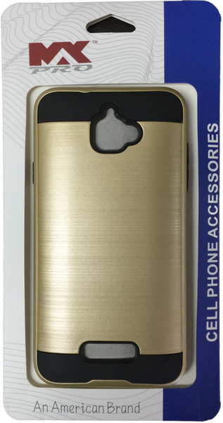 Cool Pad Catalyst Metallic Color Finished Case GOLD