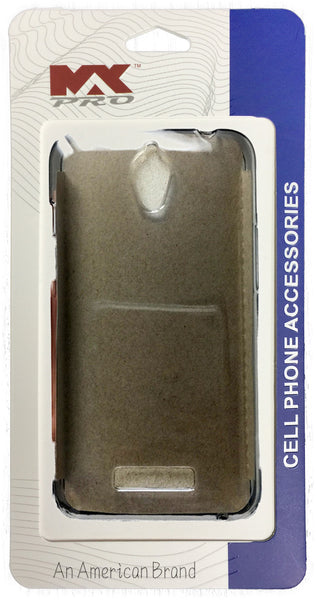 ZTE Obsidian TPU Case Clear BLACK