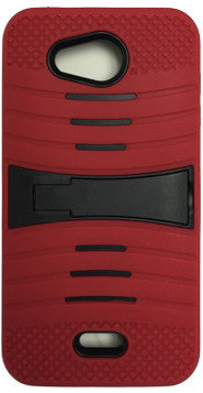 Kyocera Hydro Wave Guardian Case RED