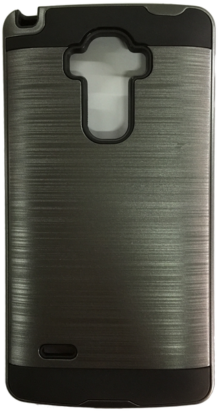 LG G Stylo Electroplating Metallic Color Case (GRAY)