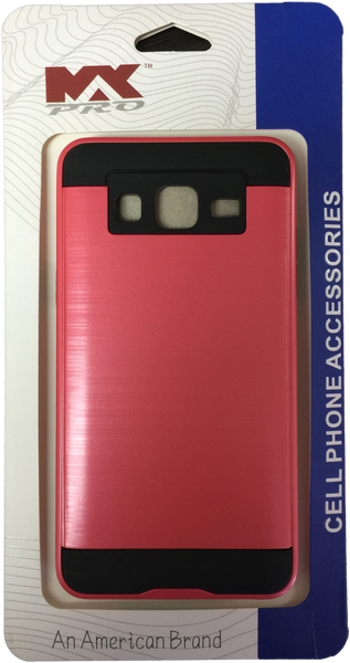 Samsung Galaxy ON5 Metallic Finished Case PINK