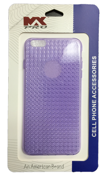 iPhone 6 Plus Diamond TPU Case - PURPLE