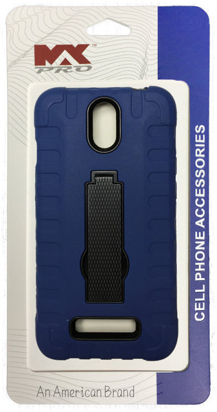 ZTE Obsidian Robot Grip Case BLUE