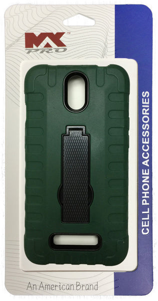 ZTE Obsidian Robot Grip Case GREEN