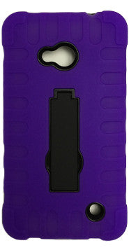 LUMIA 640 Robot Case PURPLE