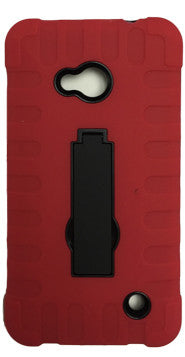 LUMIA 640 Robot Case RED