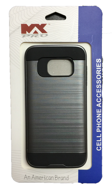 Samsung Galaxy S7 Metallic Color Case GRAY