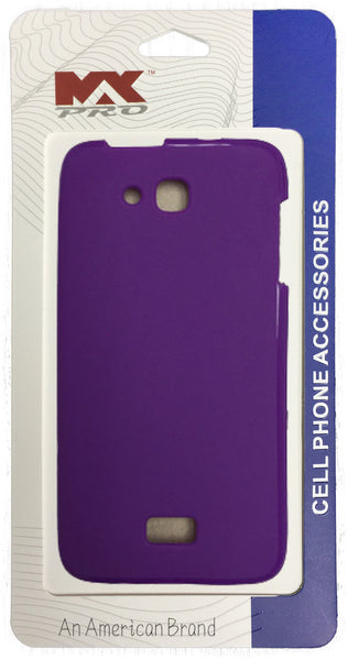 Kyocera Hydro Wave TPU Case PURPLE