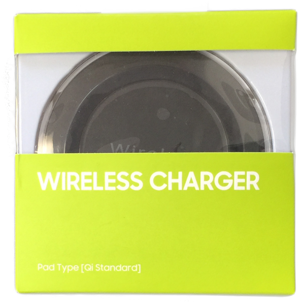 Wireless Charger for Android (Qi Standard) BLACK