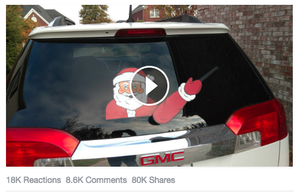 Winter WiperTags Video Goes VIRAL!