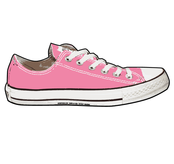 Chucks Tennis Shoes (6 Colors)