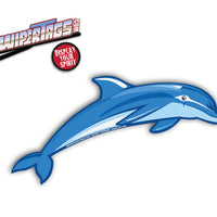 Bottlenose Dolphin WiperTag