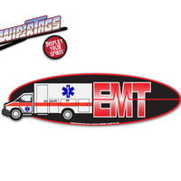 EMT Ambulance WiperTags
