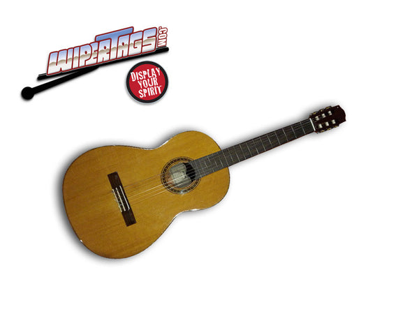 Acoustic Guitar WiperTags
