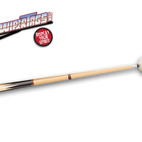 Pool Stick with Cue Ball WiperTags