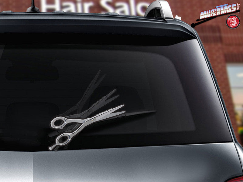 Salon Scissors WiperTags