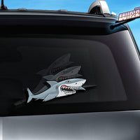 Sharkey Shark WiperTags