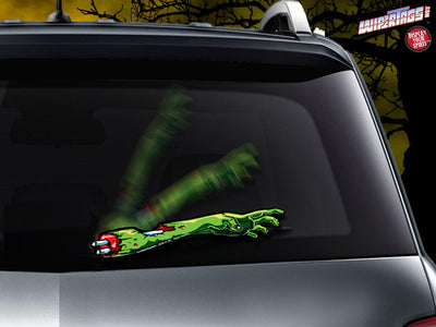 Zombie Hunter Arm WiperTags