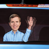 Andy Beshear Waving WiperTags