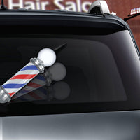Barber Pole WiperTags