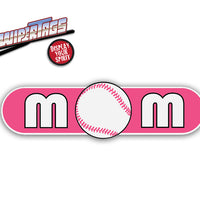 Baseball / Softball Mom WiperTags