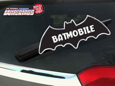 Batmobile WiperTags