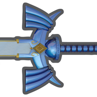Master Sword WiperTag