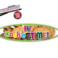 It's Cookie Time WiperTags