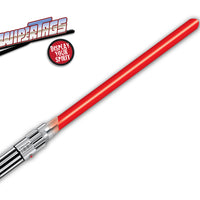 SABER DarkForce Red WiperTag (non-reflective)
