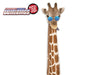 Giraffe with Sunglasses WiperTags