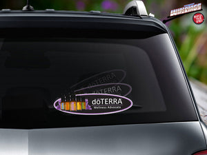 dōTERRA Wellness Advocate WiperTags