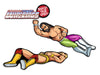 Elbow Drop Wrestling WiperTags **PRE-ORDER**