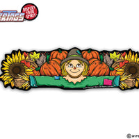 Fall Scarecrow WiperTags