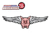 Flying Inspirational Pig WiperTags