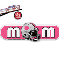Football Mom WiperTags