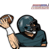 Football Quarterback WiperTag