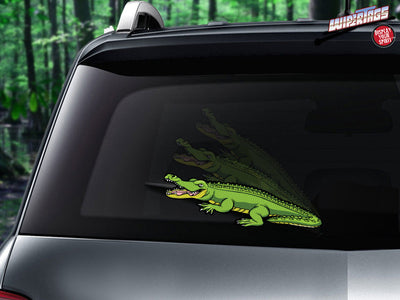 Gator WiperTags - Green