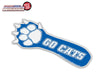 Go Cats Paw WiperTags