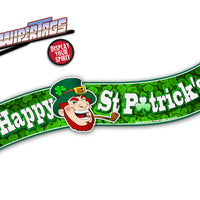 Happy St Patrick's WiperTags