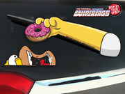 Mmm Donuts WiperTags