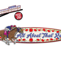 All About That Race Horse Racing WiperTags