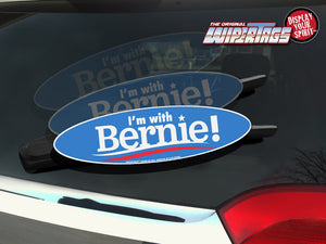 I'm with Bernie WiperTag